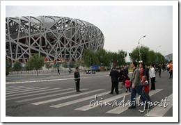 Peking Vogelnest